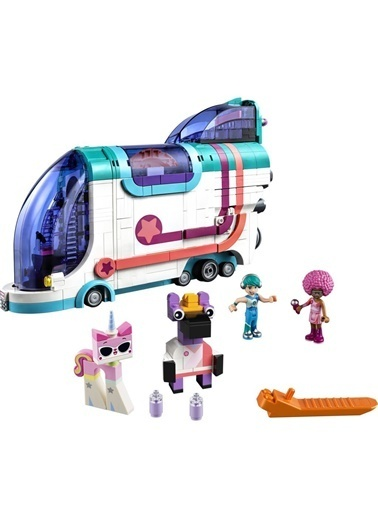 Lego LEGO Movie 2 Popup Party Bus Renkli